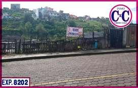CXC VENTA DE TERRENO  1/2 AGUA / SAN MARTIN DE RODAS / EXP.8202