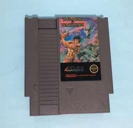 Juego Wizards and warriors Nintendo Nes
