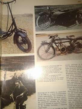 Enciclopedia 2 Ruedas 1-2-4-5-6-7 Hay Otros Delta.1980