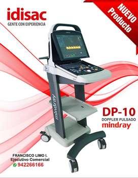 Ecografos Mindray Modelo DP-10 NUEVOS