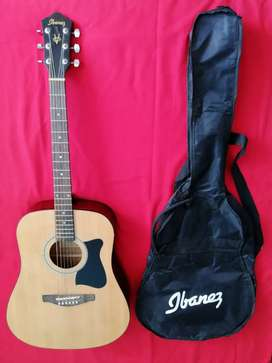 Se vende guitarra Ibáñez V50 njp Acustica