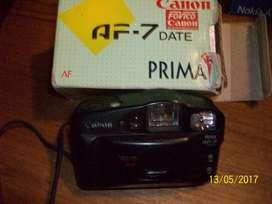 Vendo Camara de fotos Canon