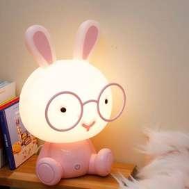 Lámpara de Mesa de Conejo interruptor Cable