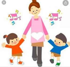 se necesita tutora en educación inicial para un niño de 4 anos con muchas intenciones de trabajar .