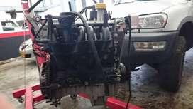 Motor Completo de Renault Sandero 2010 sin caja