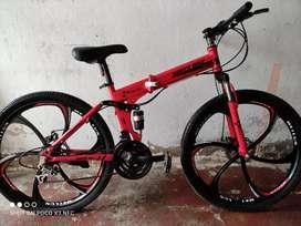 Bicicleta Plegable Aro 26