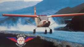 AVION STOL 701 ULTALIVIANO - 2 PLAZAS