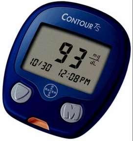 Glucómetro De Sangre Bayer Contour Ts