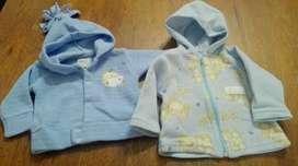 Ropa de bebé surtida (más de 170 prendas)