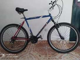 Vendo bicicleta ecxelente estado gangazo
