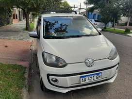 VW up White MPI
