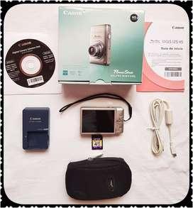 CAMARA Canon PowerShot ELPH 100 HS EXCELENTE PRECIO Y ESTADO