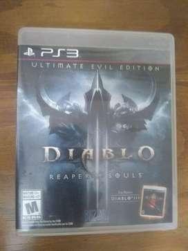 Diablo 3 Reaper of Souls Ultimate Evil Edition PS3 físico