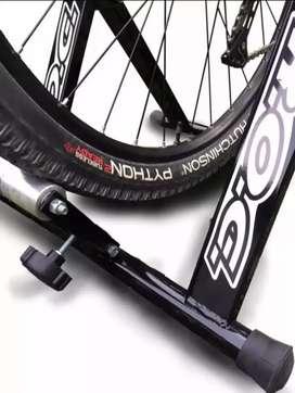 vendo soporte para bicicleta fija