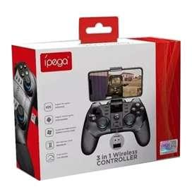 Asombroso control ipega gamepad 3 en 1 9156