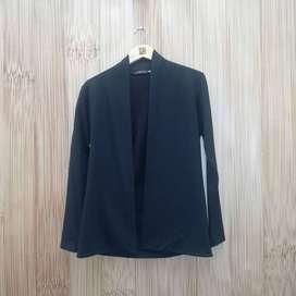 Saquito saco Negro de mujer Material:100% Algodon talla 10