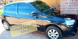 Renault Clio Mio 2014 Nafta