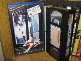 Sur - VHS 1988 ARG -  Fito Páez - Pino Solanas - Astor Piazzolla