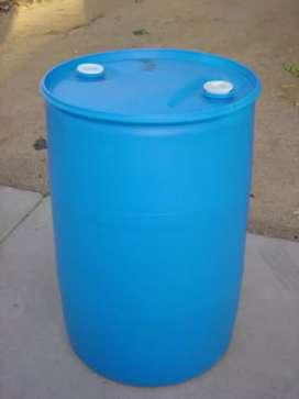 $ 80.000 canecas plasticas de 55 galones selladas