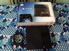 Playstation 4 excelente 500g. Con caja¡¡ Mirar descripcion