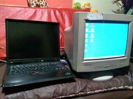 computadora notebook ibm