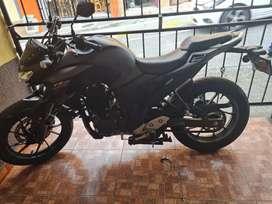 Venta moto fz 250. Modelo 2021. Impuestos al día.