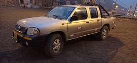 Venta de camioneta Nissan Frontier año 2009