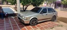 Mazda 323 mod 2002