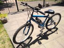 vendo Bicicleta marca Schuz rodado 24 casi sin uso