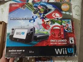 Nintendo Wii U Mario Kart  Juegos