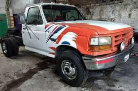 Ford 350 sin motor