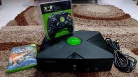 Xbox Clasico - Caja Negra - Como nuevo!!!