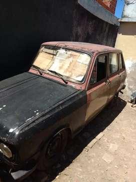 Renault 6 para reparar