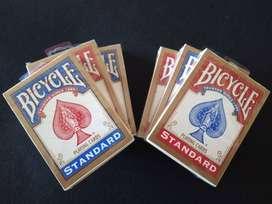 BARAJA BICYCLE STANDARD POKER/MAGIA