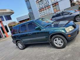 HONDA CRV año 2000, MANUAL 4X4