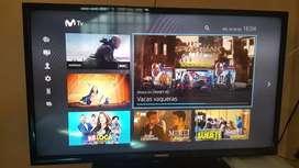 """TV SAMSUNG32"""" FHD TDT + BLUE RAY 3D SAMSUNG TE CONVIERTE EL TV EN SMART"""