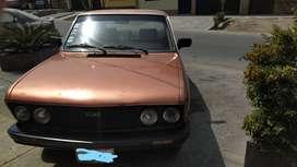 FIAT 132 UNICO DUEÑO
