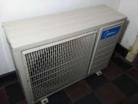 Split ftio calio aire acondicionado 3000