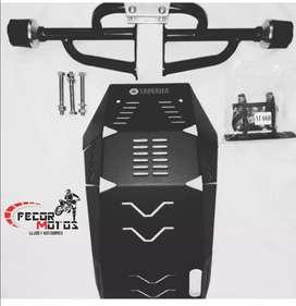 Kit de Pechera y Sliders para Yamaha XT 660