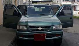 SE VENDE CHEVROLET RODEO 2004 V6 3.2