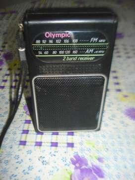Radio Olympic Am/fm De Las De Antes, Pesadita Con Exc Sonido