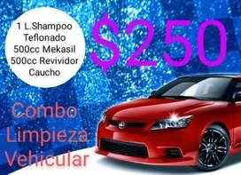 Shampoo teflonado - Revividor - Mekasil