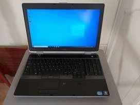 DELL LATITUDE E6530 CORE I3 (SSD 500 NUEVO)