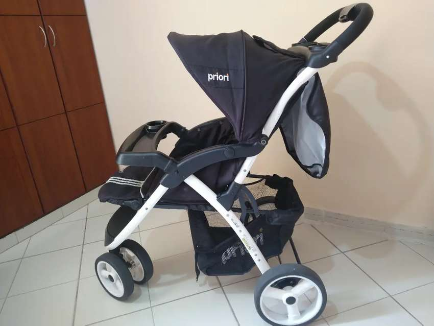 Coche Travel System Priori 0