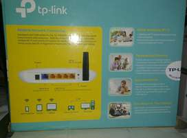 Router Wireless 150 Mbps Tp Link
