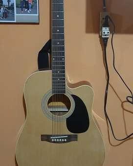 Vendo guitarra por falta de uso