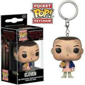 Funko Pop Eleven, Stranger Things Llaver