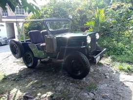 Willys 1963 4X4 4 cilíndros