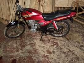 Vendo moto zanella rx 125