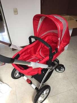 Coche para bebe marca mothercare